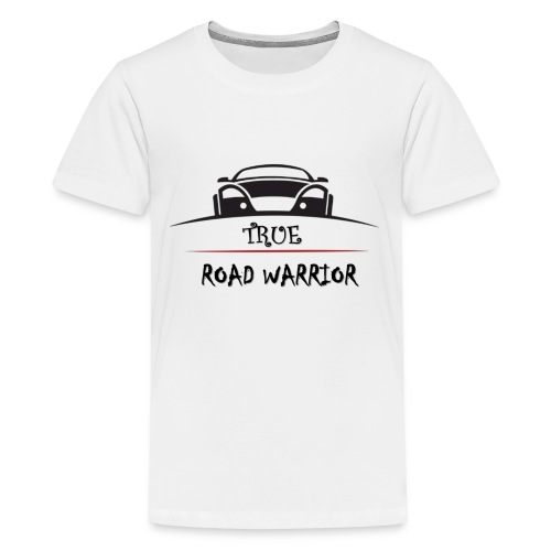 True Road Warrior - Kids' Premium T-Shirt