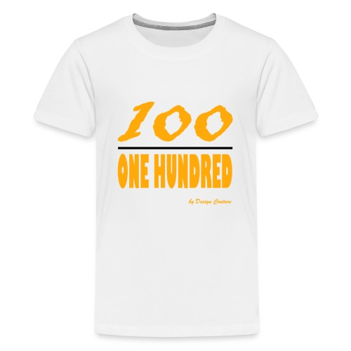 ONE HUNDRED ORANGE - Kids' Premium T-Shirt
