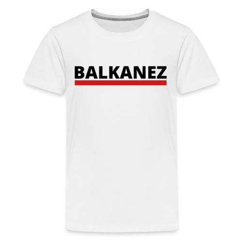 BALKANEZ BLACK - Kids' Premium T-Shirt