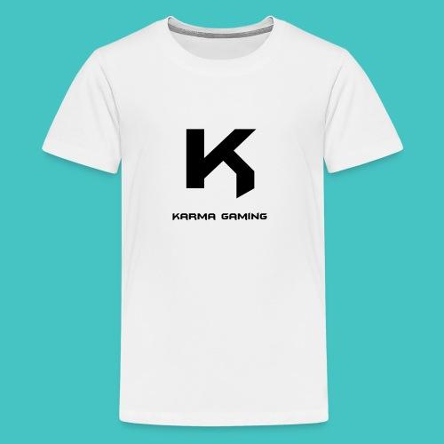 karma_gaming_logo - Kids' Premium T-Shirt