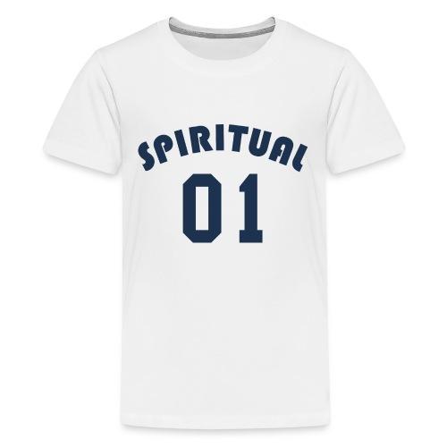 Spiritual One - Kids' Premium T-Shirt