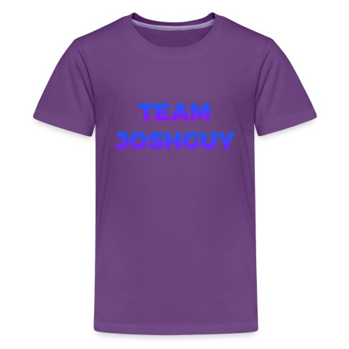 Team JoshGuy - Kids' Premium T-Shirt