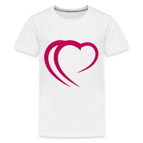 Logo Pink - Kids' Premium T-Shirt