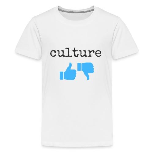 culture - Kids' Premium T-Shirt