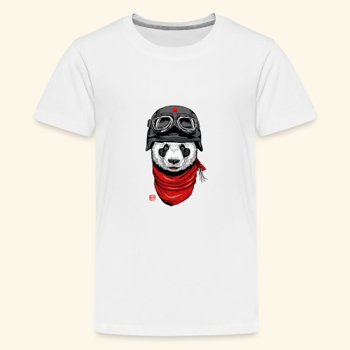 The Happy Adventurer - Kids' Premium T-Shirt