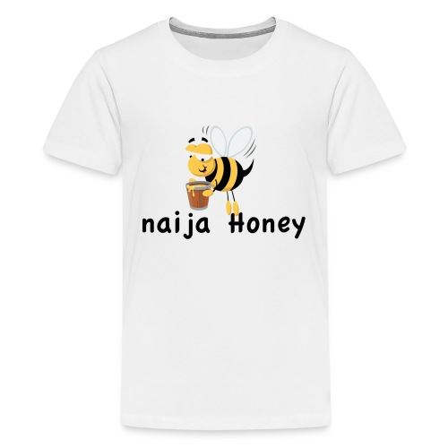 naija honey... - Kids' Premium T-Shirt