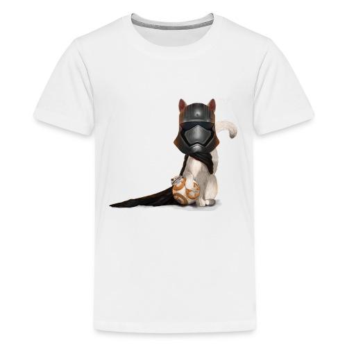 Captain Kitty - Kids' Premium T-Shirt