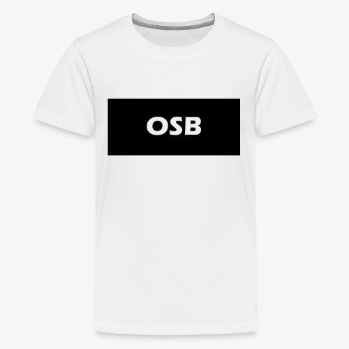 OSB LIMITED clothing - Kids' Premium T-Shirt
