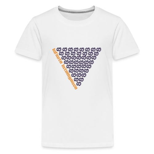 infinite intelligence - Kids' Premium T-Shirt