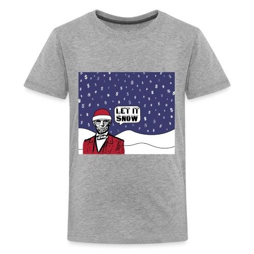 Let It Snow - Kids' Premium T-Shirt