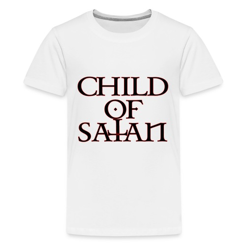 Child Of Satan - Kids' Premium T-Shirt