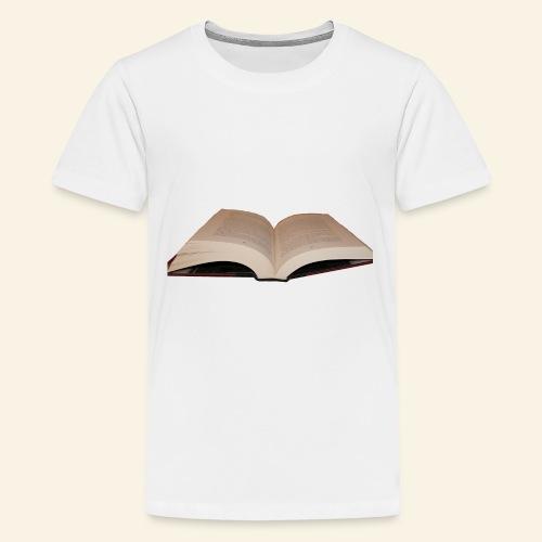 Book - Kids' Premium T-Shirt