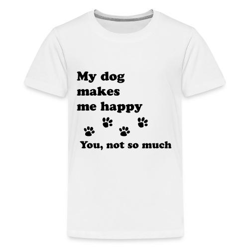 love dog 2 - Kids' Premium T-Shirt