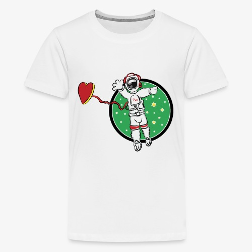 SMR spaceman tshirt - Kids' Premium T-Shirt