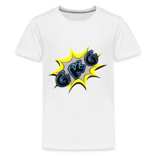 GKG Burst - Kids' Premium T-Shirt