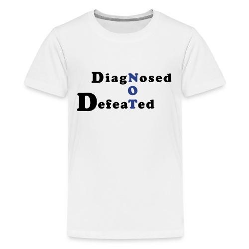 not defeatednourl - Kids' Premium T-Shirt