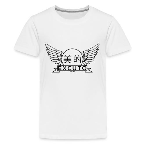 Excuto Apparel - Kids' Premium T-Shirt
