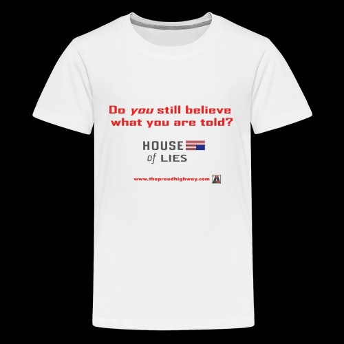 House of Lies - Kids' Premium T-Shirt