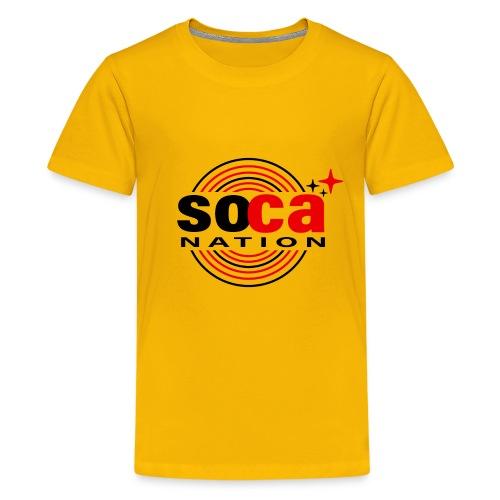 Soca Junction - Kids' Premium T-Shirt