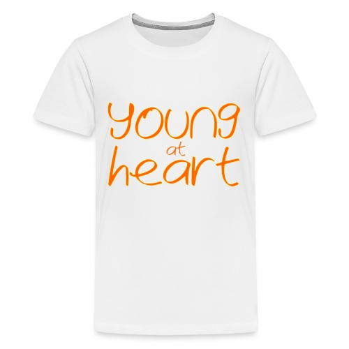 young at heart - Kids' Premium T-Shirt