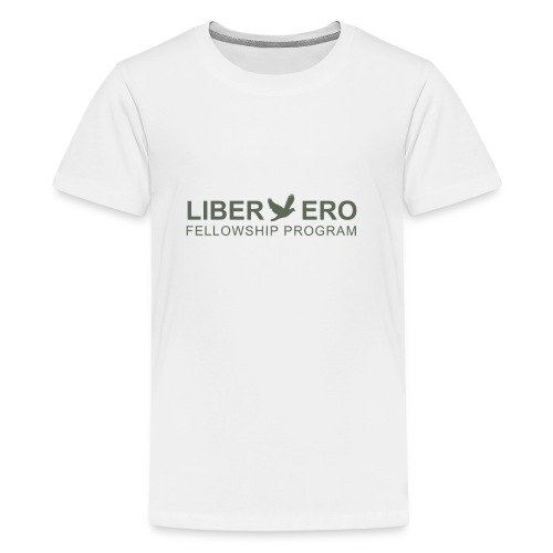 LiberEro logo - Kids' Premium T-Shirt