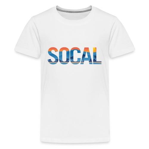 SOCAL Southern California Pride Illustration - Kids' Premium T-Shirt