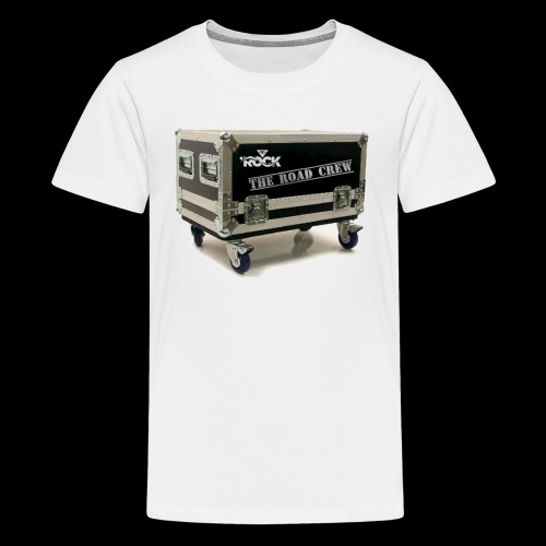 Eye rock road crew Design - Kids' Premium T-Shirt