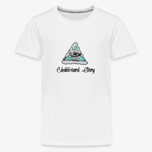 Skate Board Glory - Kids' Premium T-Shirt