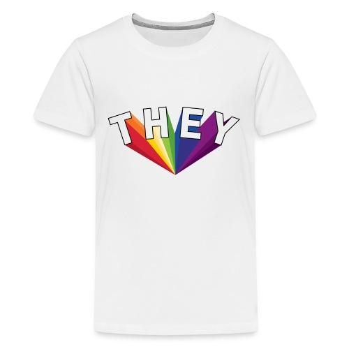 They   LGBT Pride 2018 - Kids' Premium T-Shirt