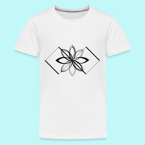 Colour Me DAIZEY Blue - Kids' Premium T-Shirt