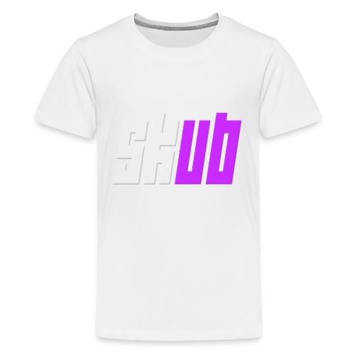 SKUB logo - Kids' Premium T-Shirt