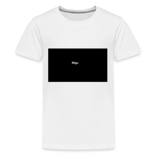 Miyu - Kids' Premium T-Shirt