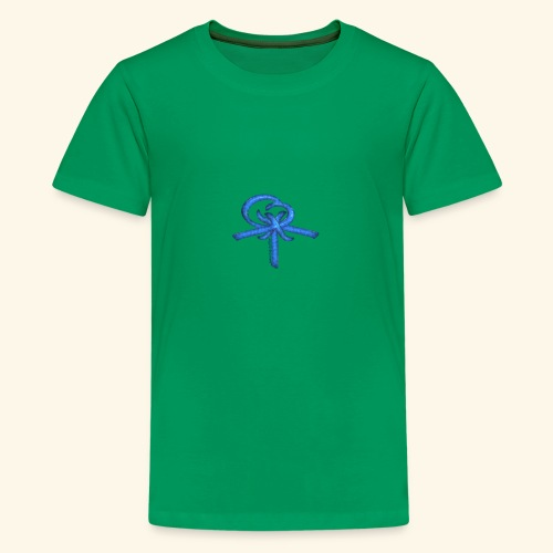 Back LOGO LOB - Kids' Premium T-Shirt