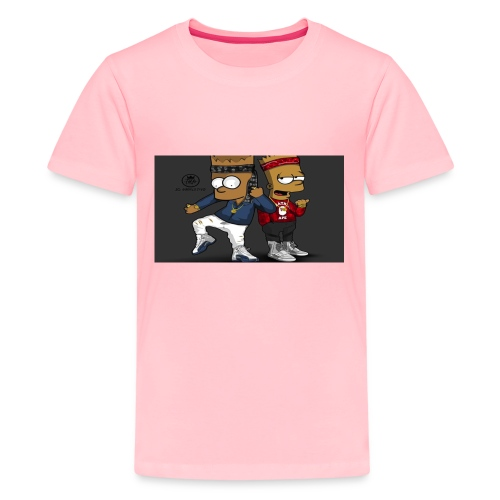 Sweatshirt - Kids' Premium T-Shirt