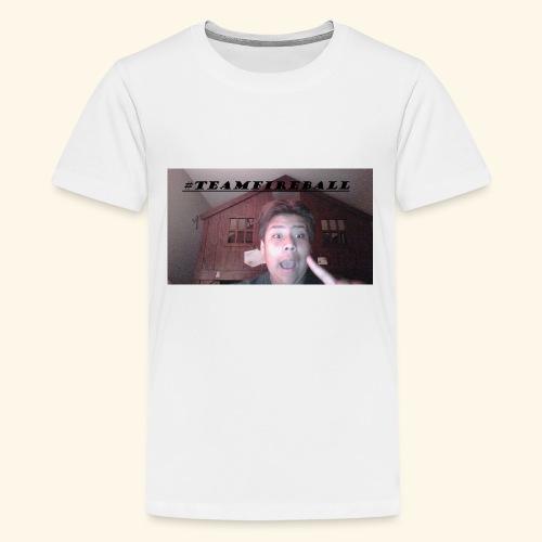 Team Fireball - Kids' Premium T-Shirt