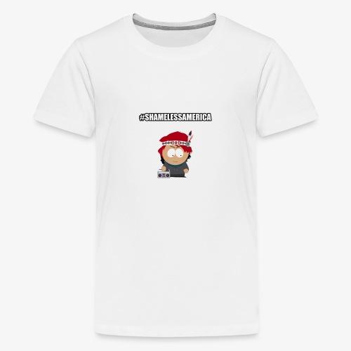 #ShamelessAmerica - Kids' Premium T-Shirt