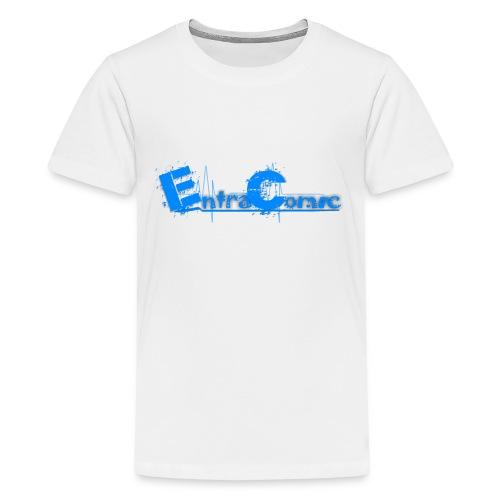 Entracomic Logo For Fans - Kids' Premium T-Shirt