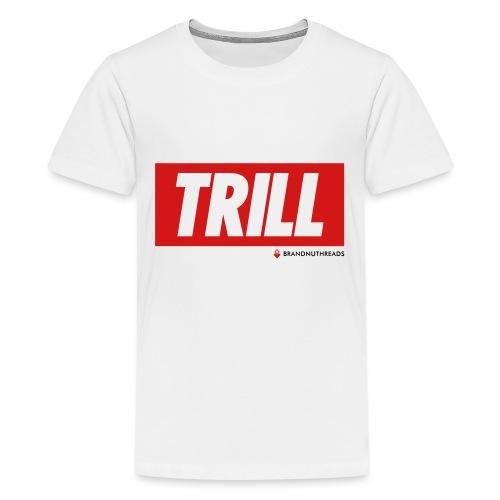 trill red iphone - Kids' Premium T-Shirt