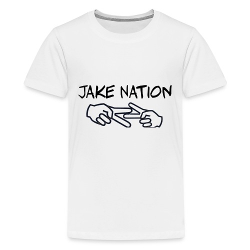 Jake nation phone cases - Kids' Premium T-Shirt