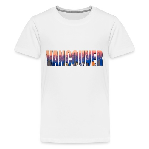 Sweet Vancouver Tees - Kids' Premium T-Shirt