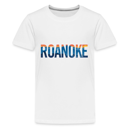 Roanoke Pride - Kids' Premium T-Shirt