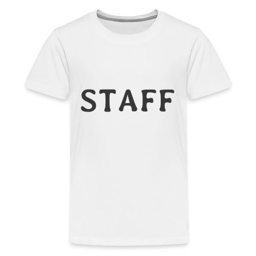 Staff - Kids' Premium T-Shirt