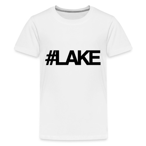 #Lake - Kids' Premium T-Shirt