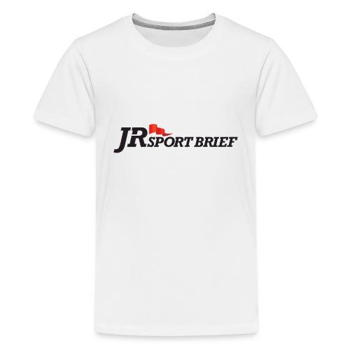 JRSportBrief - Kids' Premium T-Shirt
