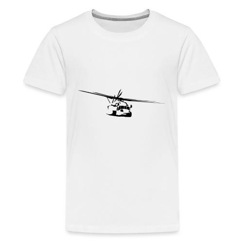 H-53 Sea Stallion Helicopter - Kids' Premium T-Shirt