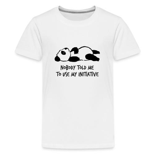 Initiative - Kids' Premium T-Shirt