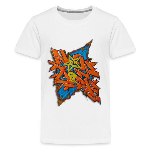 Artgomez14 - NYG Design - Kids' Premium T-Shirt