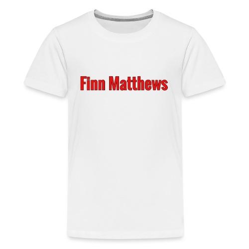 FM Logo - Kids' Premium T-Shirt