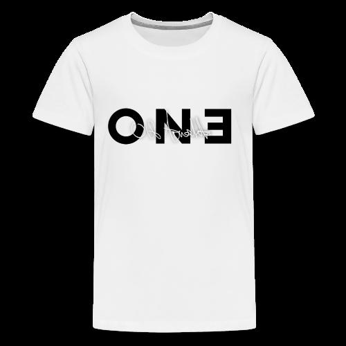 One by Ulf Arnalds - Kids' Premium T-Shirt