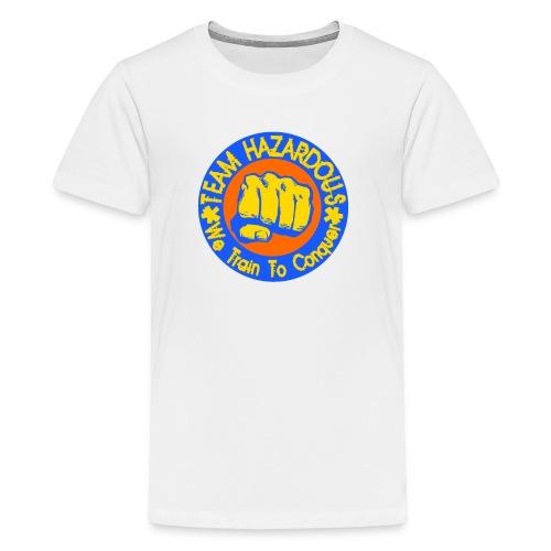 Team Hazardous Logo (Color) - Kids' Premium T-Shirt